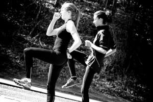 trainingsschema afvallen sportschool
