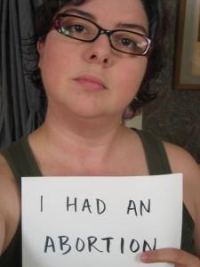 Roe v Wade, Flickr, I had an abortion